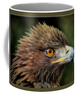 The Punk - Eagle - Bird Of Prey Coffee Mug