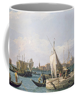 The Punta Della Dogana Coffee Mug