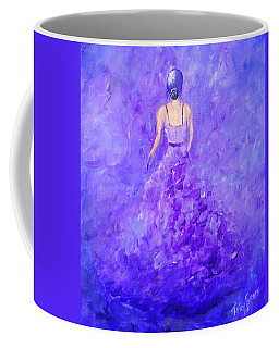 The Purple Prom Coffee Mug