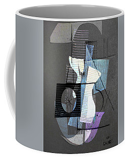 The Purple Sax Coffee Mug