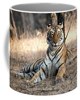 The Queen Coffee Mug by Pravine Chester
