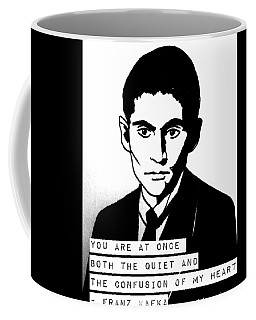 The Quiet And The Confusion Coffee Mug