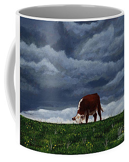 The Quiet Before The Storm Coffee Mug
