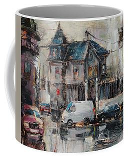 The Quiet District Coffee Mug