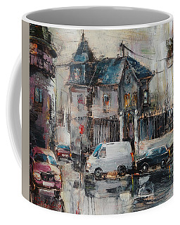 The Quiet District Coffee Mug