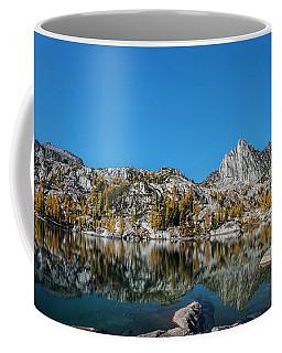 The Quiet Moment In Leprechaun Lake Coffee Mug