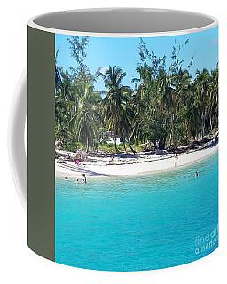 The Quiet Zone Coffee Mug
