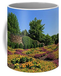 The Quilt Garden Coffee Mug