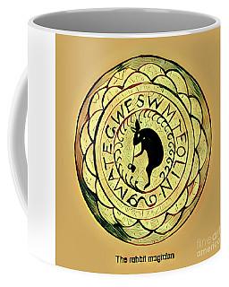 The Rabbit Magician Coffee Mug