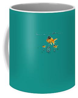 The Race  Coffee Mug