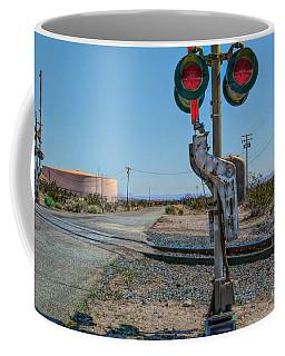 The Railway Crossing Coffee Mug