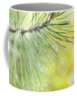 The Rain The Park And Other Things Coffee Mug by John Poon