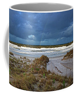 Coffee Mug featuring the photograph The Rainbow by Paul Mashburn