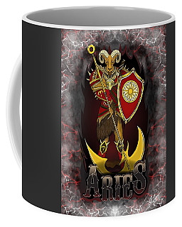 The Ram Aries Spirit Coffee Mug