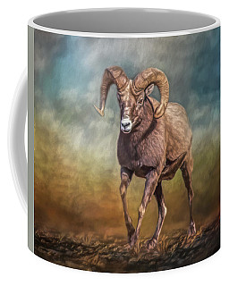 The Ram Coffee Mug