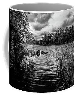 The Rancocas River Landscape Coffee Mug