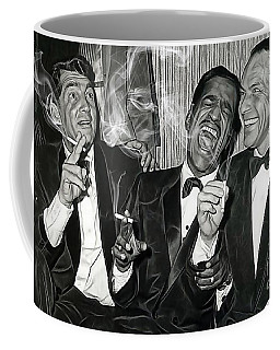 The Rat Pack Collection Coffee Mug