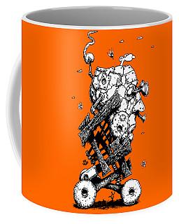 The Ratmobile Coffee Mug