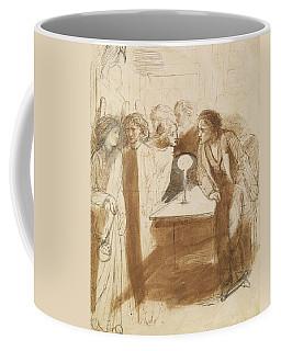 The Raven - Angel Footfalls Coffee Mug