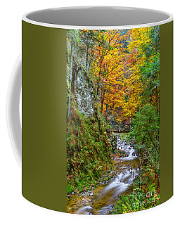 Cascades And Waterfalls Coffee Mug