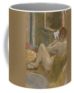 The Reading Light Coffee Mug