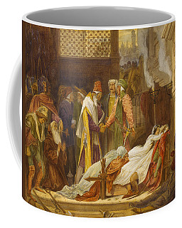 The Reconciliation Of The Montagues And The Capulets Coffee Mug