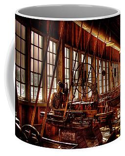 The Red Barn Of The Boeing Company Iv Coffee Mug