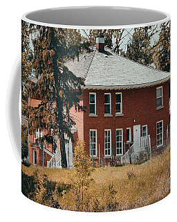 The Red Brick House Coffee Mug