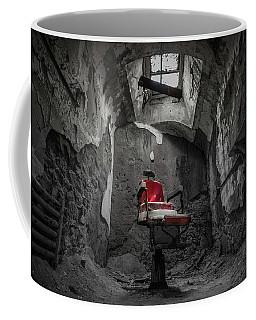 The Red Chair Coffee Mug
