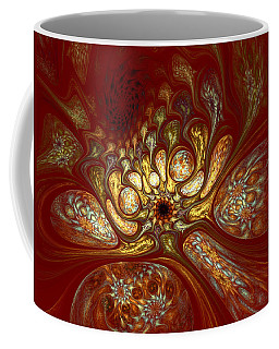 The Red Forest Coffee Mug