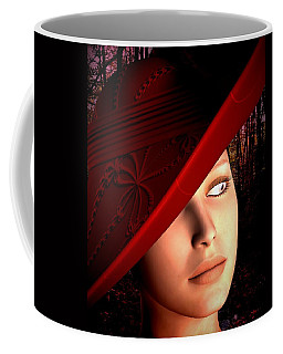 The Red Hat Coffee Mug
