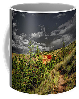The Red Hill Coffee Mug