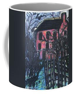 The Red House Coffee Mug