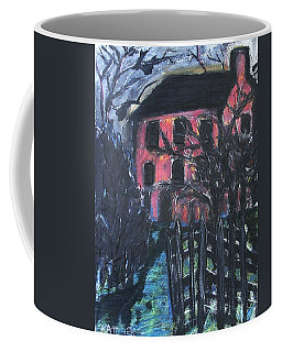The Red House Coffee Mug