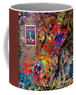 The Red Paintings Coffee Mug