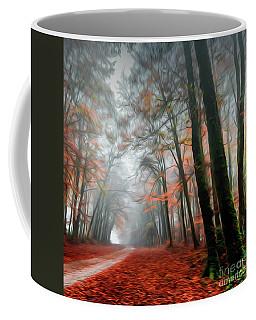 The Red Path Coffee Mug