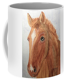 The Red Pony Coffee Mug