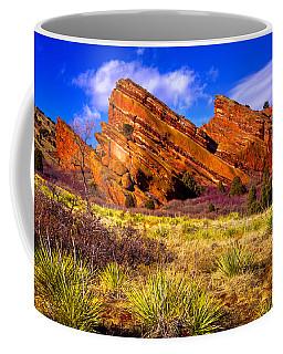 The Red Rock Park Vi Coffee Mug