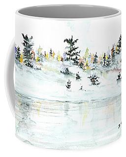 The Reflection Lake Coffee Mug