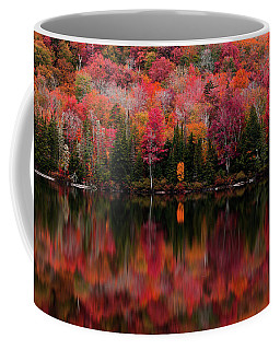 The Reflection Coffee Mug