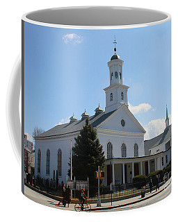 The Reformed Church Of Newtown- Coffee Mug