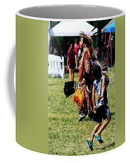 The Relay Coffee Mug
