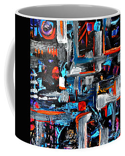 The Reprieve Coffee Mug by Expressionistart studio Priscilla Batzell