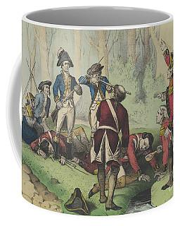The Rescue, 1876 Coffee Mug