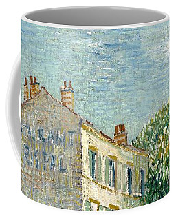 The Restaurant Rispal In Asnieres Coffee Mug