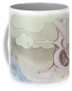 The Resting Tree Coffee Mug