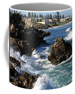 The Restless Sea Coffee Mug