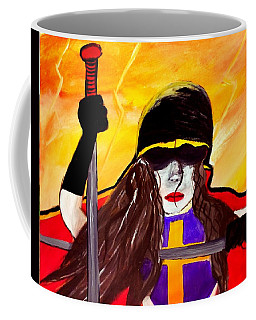 The Resurrection  Coffee Mug