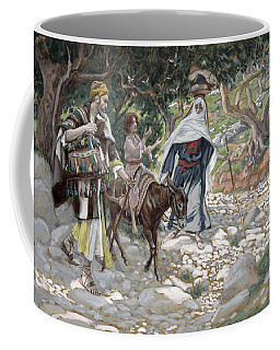 The Return From Egypt Coffee Mug