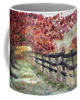 The Rickety Fence Coffee Mug